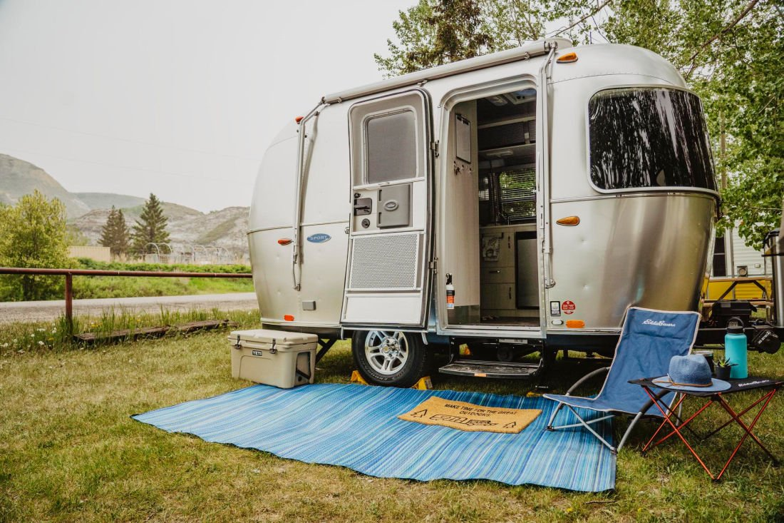 Private campgrounds in Alberta