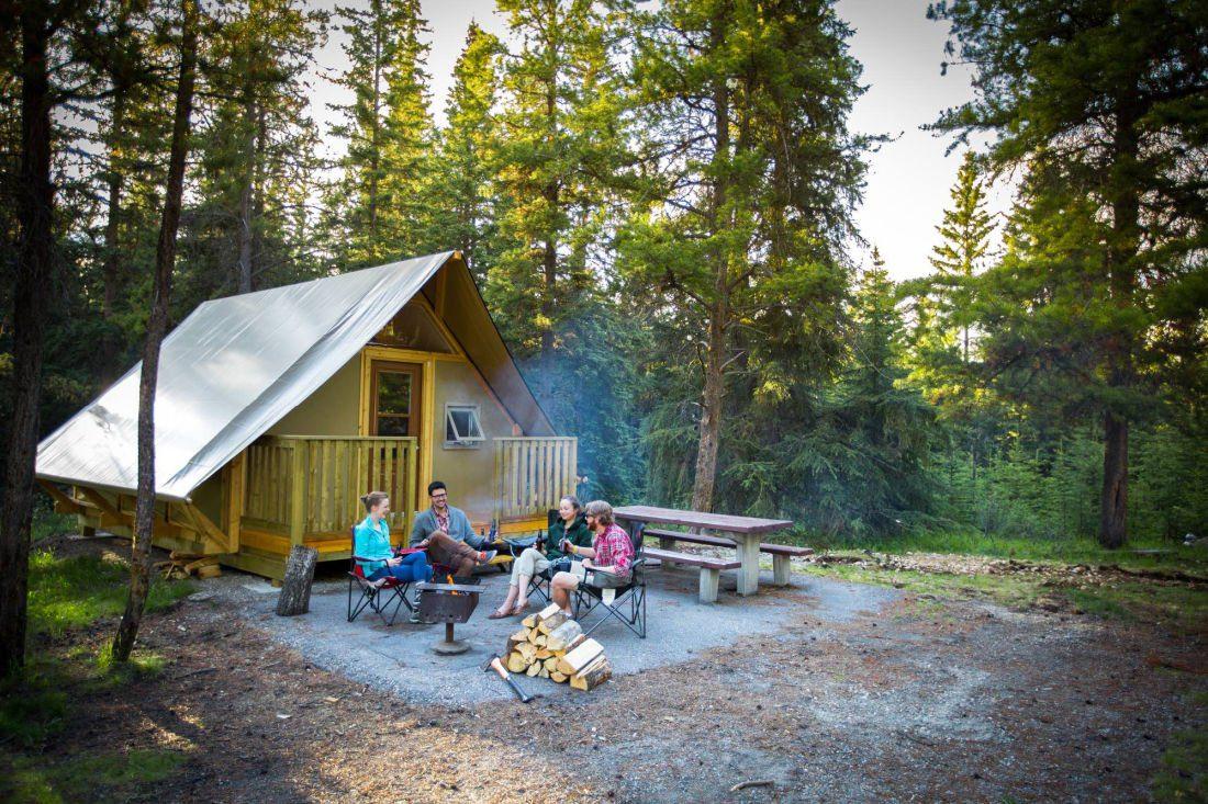jasper camping