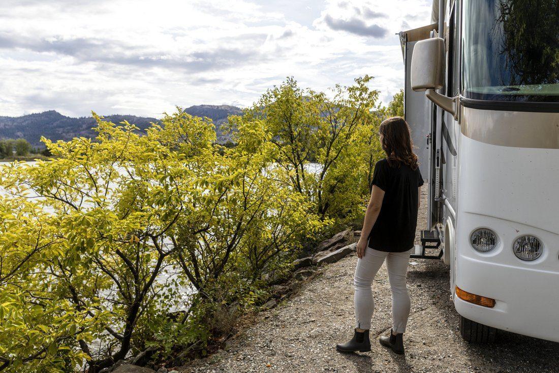 sẁiẁs Provincial Park camping