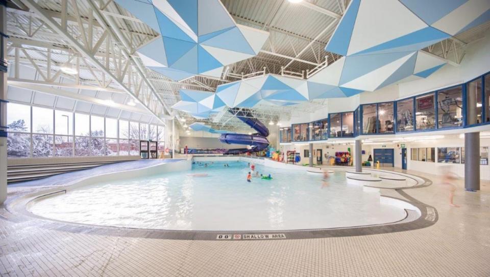 Calgary water parks