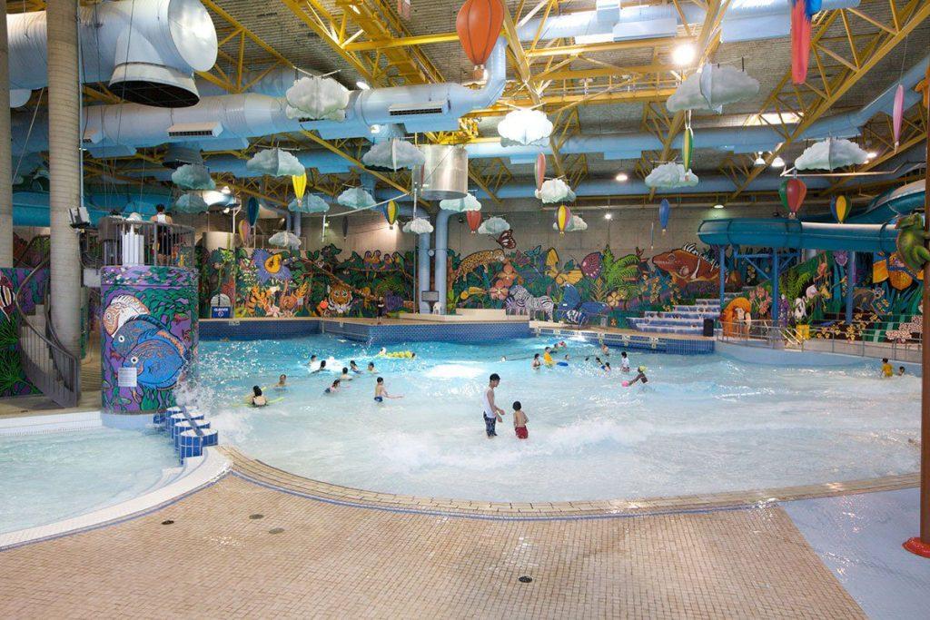 Village Square leisure centre pool