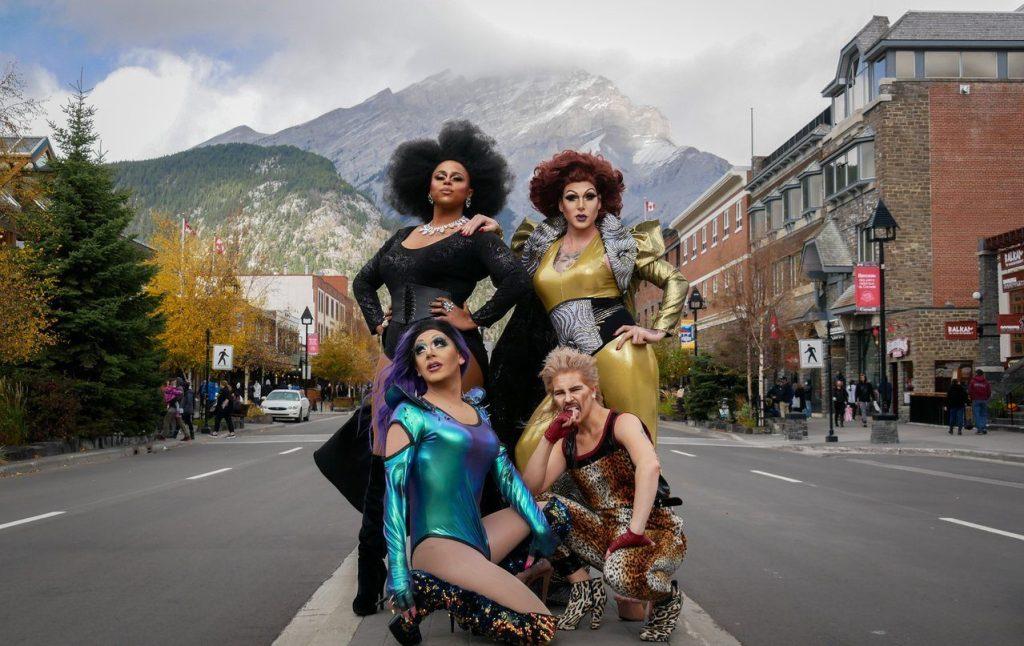 Banff drag queens