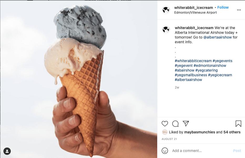 ice cream truck edmonton