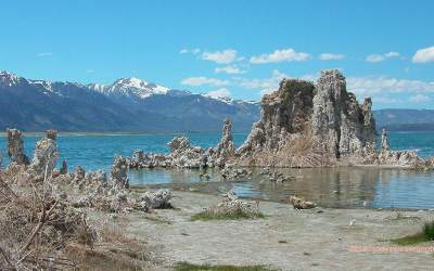 Monolake, Californië