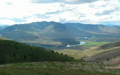 Missoula Lake, Montana