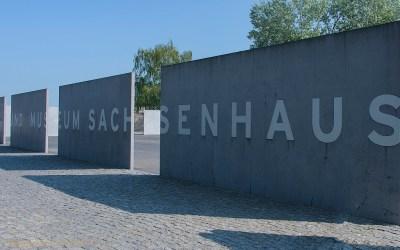 Concentratiekamp Sachsenhausen, Sachsenhausen, Duitsland, 18-5-2016