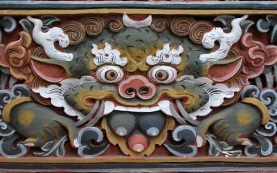 Bhutan, Pungtang Dechen Photrang Dzong