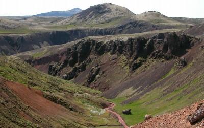 IJsland, Hveragerdi