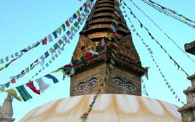 Swayambhunathtempel, Kathmandu, Nepal, 2006