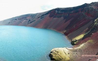 IJsland, Ljotipollur