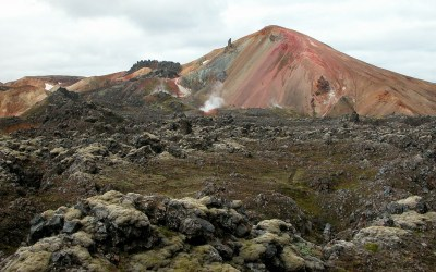 IJsland, Landmannalaugar