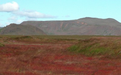 IJsland, Schiereiland Snaefellsnes