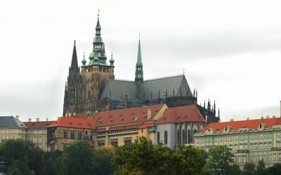St Vitus-Kathedraal, Praag, Tsjechië, 2010