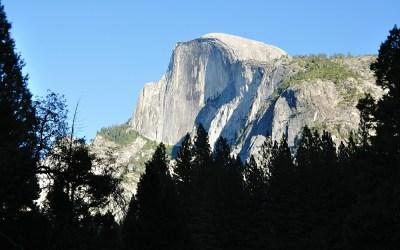 USA - Yosemite NP, Half Dome