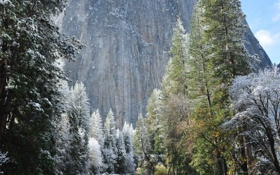 USA - Yosemite NP, Merced River en El Capitan