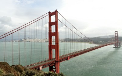 Golden Gate Bridge, San Francisco, USA, 2011