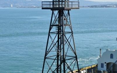 De uitzichttoren, Alcatraz, USA, 2011