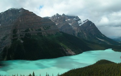 Peyto Lake, Canada, 2008