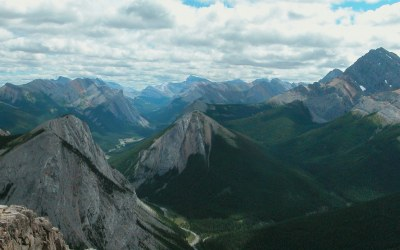 Sulphur Skyline Trail, Canada, 2008