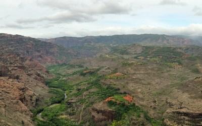 Waimea Canyon, Kauai, Hawaii, 2011