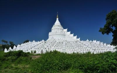 Myanmar, Hsinbyume Pagode