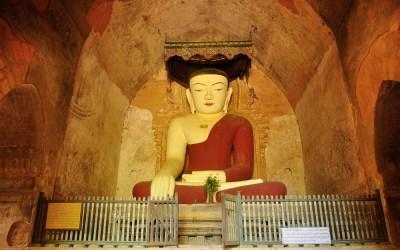 Myanmar, Bagan, Sulamani-Tempel