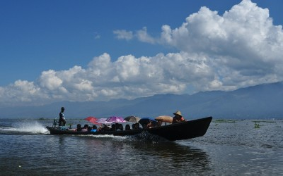 Myanmar, Inle Meer