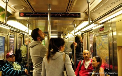 Metro of New York City, 19-9-2014