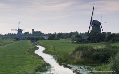 Kinderdijk, Kleine Molen, 3-8-2015