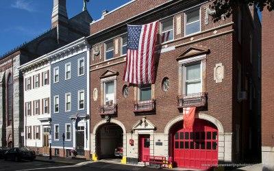 Brandweerkarzerne, Boston MA, USA, 27-9-2015