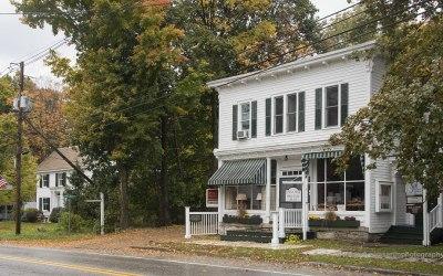 Huis in Dorset VT, USA, 9-10-2015
