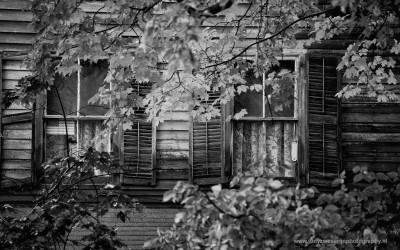 Oud huis tegenover First church, Old Bennington VT, USA, 9-10-2015