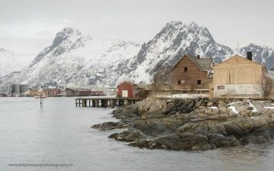 Svolvaer, Noorwegen, 12-3-2016