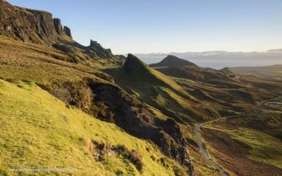 Quiraing, Isle of Skye, Schotland, 13-10-2016