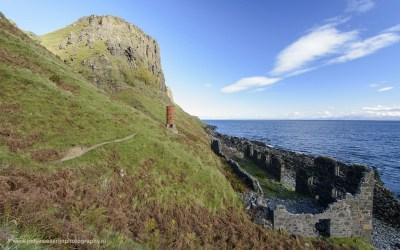 Near Lealt Falls, Isle of Skye, Schotland, 15-10-2016