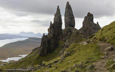 Old man of Storr, Isle of Skye, Schotland, 14-10-2016