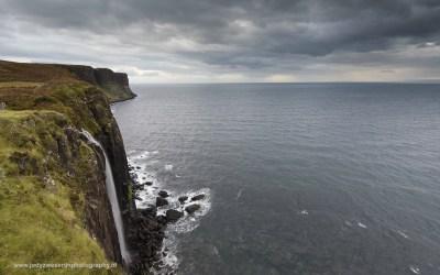 Kilt Rock & Mealt Falls, Isle of Skye, Schotland, 15-10-2016