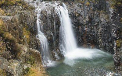 Fairy Pools, Isle of Skye, Schotland, 18-10-2016
