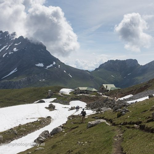 Refugio de Aliva, Picos de Europa, Spanje, 24-5-2018