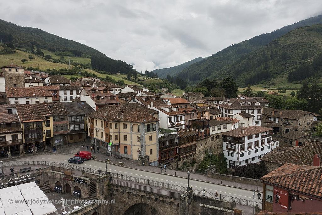 Potes, Picos de Europa, Spanje, 25-5-2018
