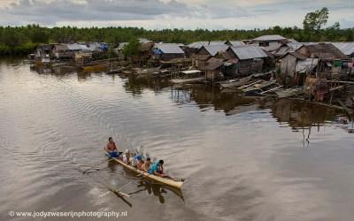 Barangay Bay Bay, Leyte, Filipijnen, 11-11-2017