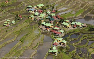 De rijstterassen van Batad, Luzon, Filipijnen, 15-11-2017