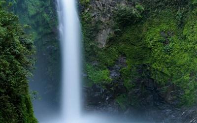 Tappiya waterval, Batad, Luzon, Filipijnen, 15-11-2017