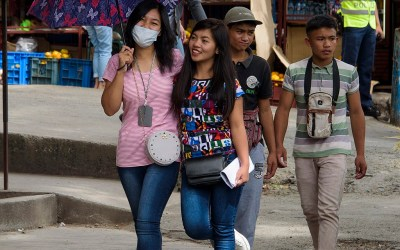 Bontoc, Lucon, Filipijnen, 17-11-2017