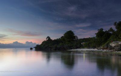 Westkust van Siquijor, Filipijnen, 22-11-2017
