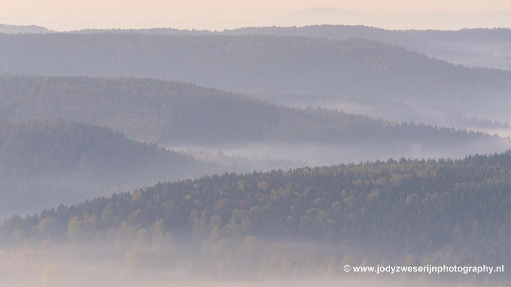 Sächsische Schweiz, Duitsland, 22-10-2018