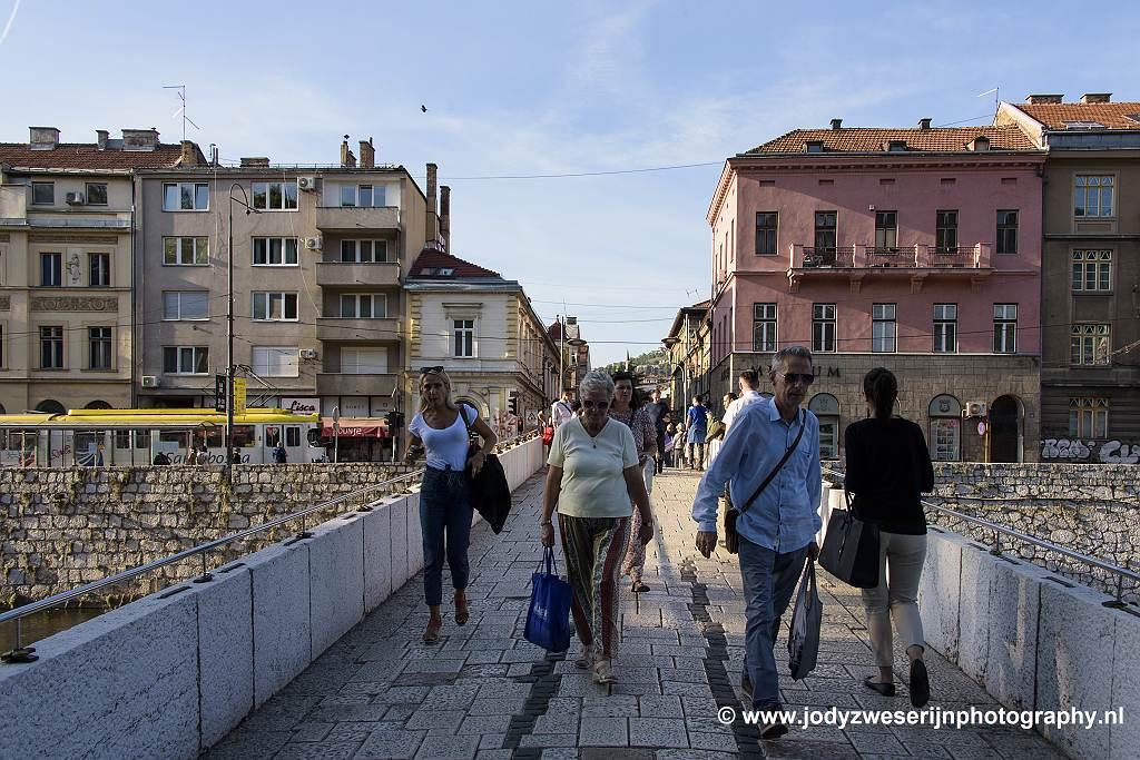 Sarajevo, Bosnië en Herzegovina, 17-9-2019