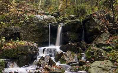 Riviertje de Statte, Ardennen, België, 3-11-2019