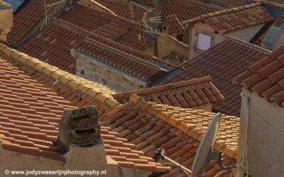 Vanaf de historische stadsmuur, Dubrovnik, Kroatië, 2019