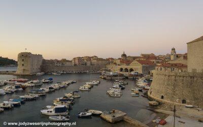 Oude haven, Dubrovnik, Kroatië, 2019